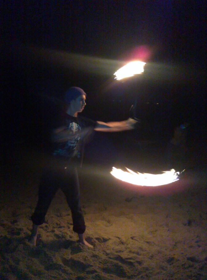 FireTwirling