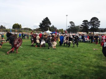 Vikings vs Knights